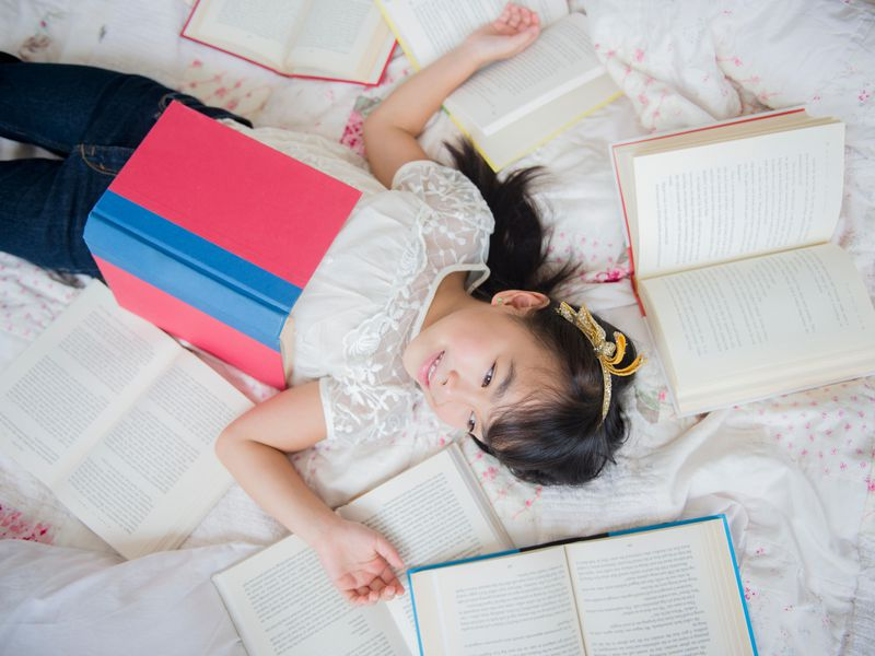 Growing Up Surrounded by Books Could Have Powerful, Lasting Effect on the Mind