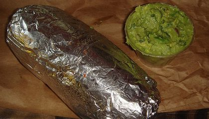 If the World Continues to Heat Up, Chipotle Says Guacamole Could Be in Jeopardy