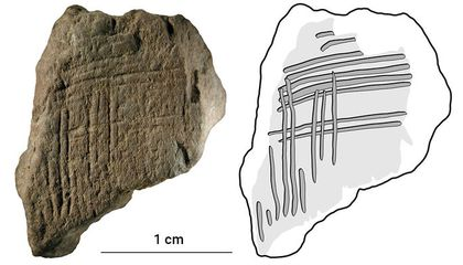 Why Researchers Believe These 100,000-Year-Old Etchings Weren't Symbolic