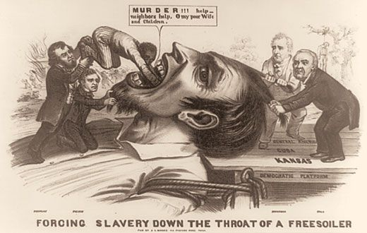 The Law that Ripped America in Two   History   Smithsonian