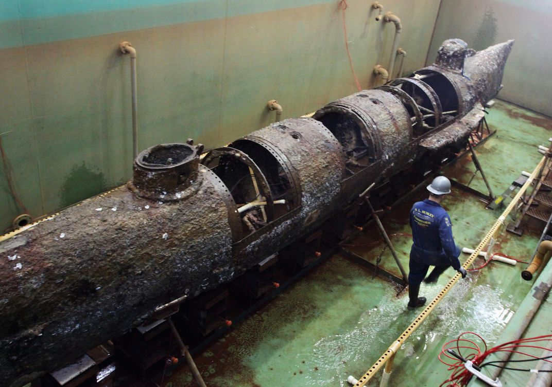 Step Inside a Famous Submarine | Travel | Smithsonian