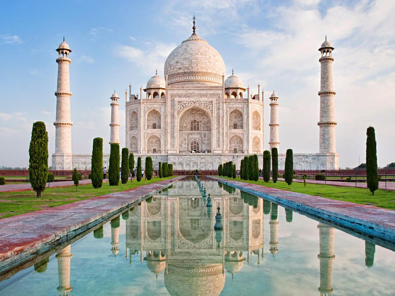 e31e193a296 Eight Secrets of the Taj Mahal