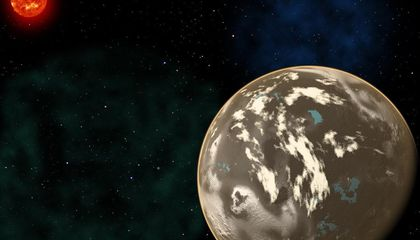 Diamond Planets Might Have Hosted Earliest Life