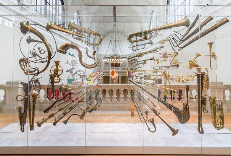 How to hear the Met's historic instruments