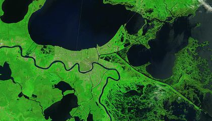 How Hurricane Katrina Redrew the Gulf Coast