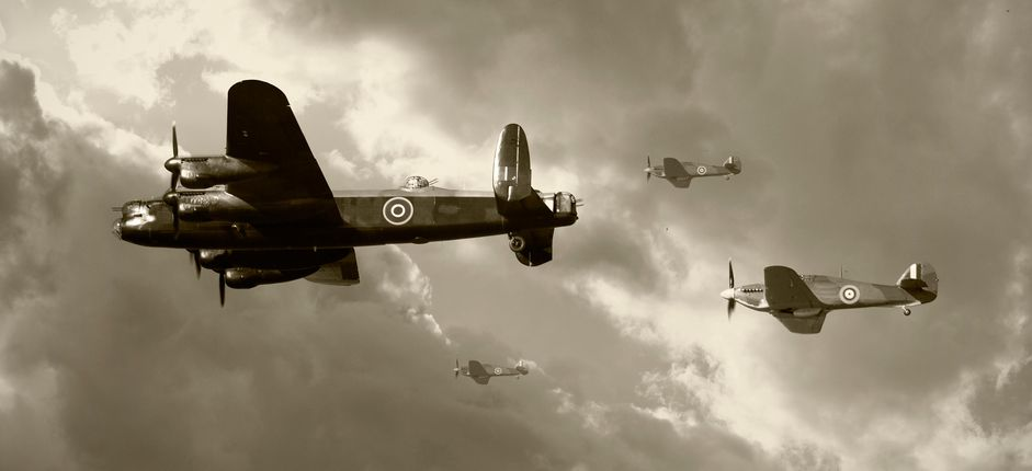 "The Battle of Britain <p>""Never in the field of human conflict was so much owed by so many to so few."" Churchill's words still ring true today at the outset of the 80th anniversary of the Battle of Britain. Join us to commemorate this decisive turning point in World War II, which proved the strength of air power. </p>"