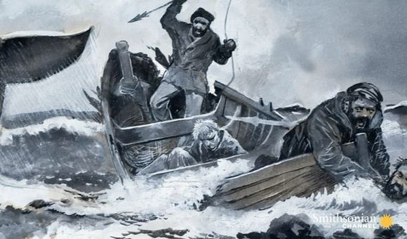 Preview thumbnail for video'The Hateful Whale That Haunted Melville