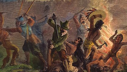 The Shocking Savagery of America's Early History