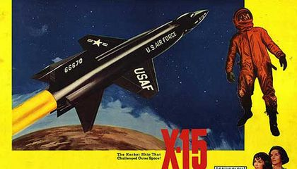 Air and Space Digitizes Flight Posters