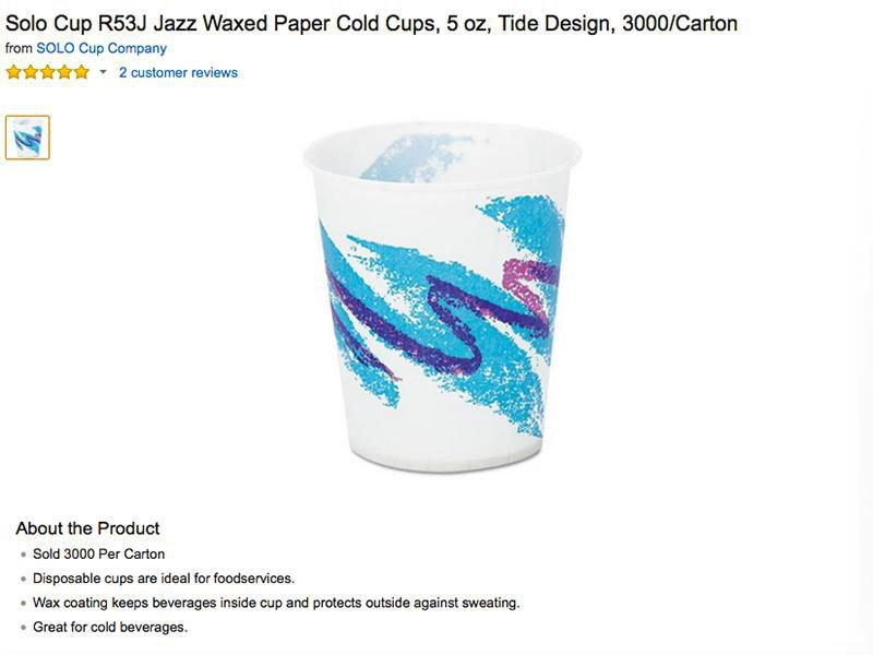 Jazz Cup