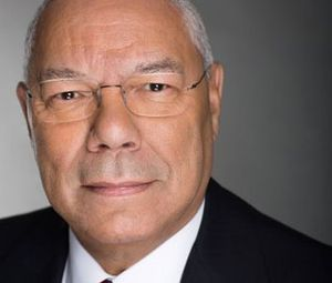 General Colin L. Powell, USA (Retired) headshot