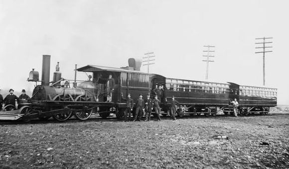 Preview thumbnail for video'101 Objects: John Bull Locomotive