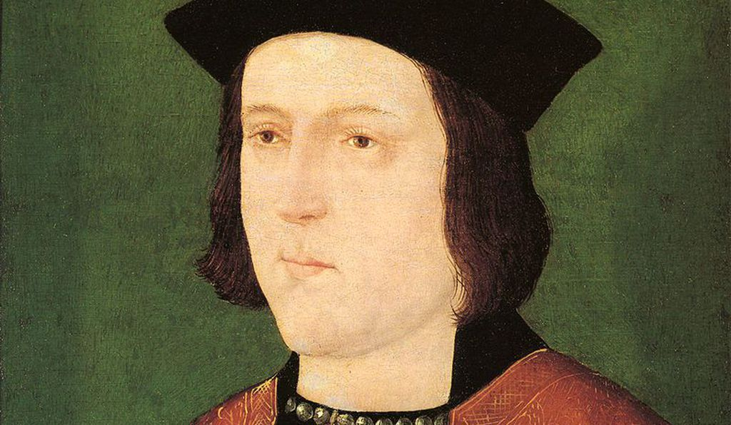 Edward IV adopted the