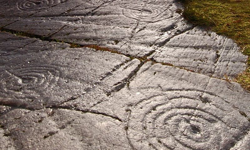 Amateur Archaeologist Discovers Significant Amount of Scotland's Ancient Rock Art