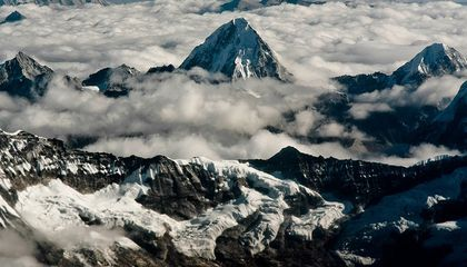 Mount Everest Is Not Immune to Climate Change