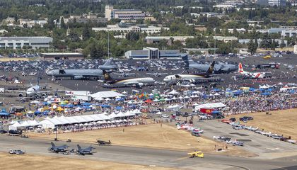 A New Home for a Historic Airplane Competition