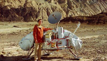 Long Before Curiosity, Carl Sagan Had Something to Say to Kids About Mars