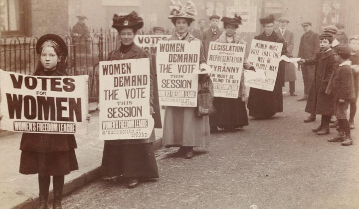 Stories of Forgotten Suffragettes Come Alive in New Exhibition