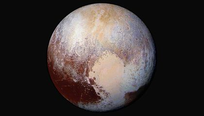 Scientists Finally Figured Out Why Pluto Has That Icy Heart