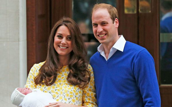 Britain gives world a real-life princess