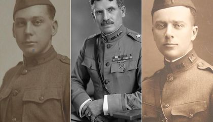 How Three Doughboys Experienced the Last Days of World War I
