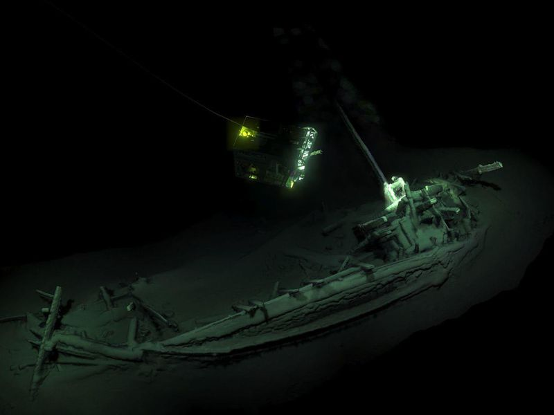 Oldest Intact Ship