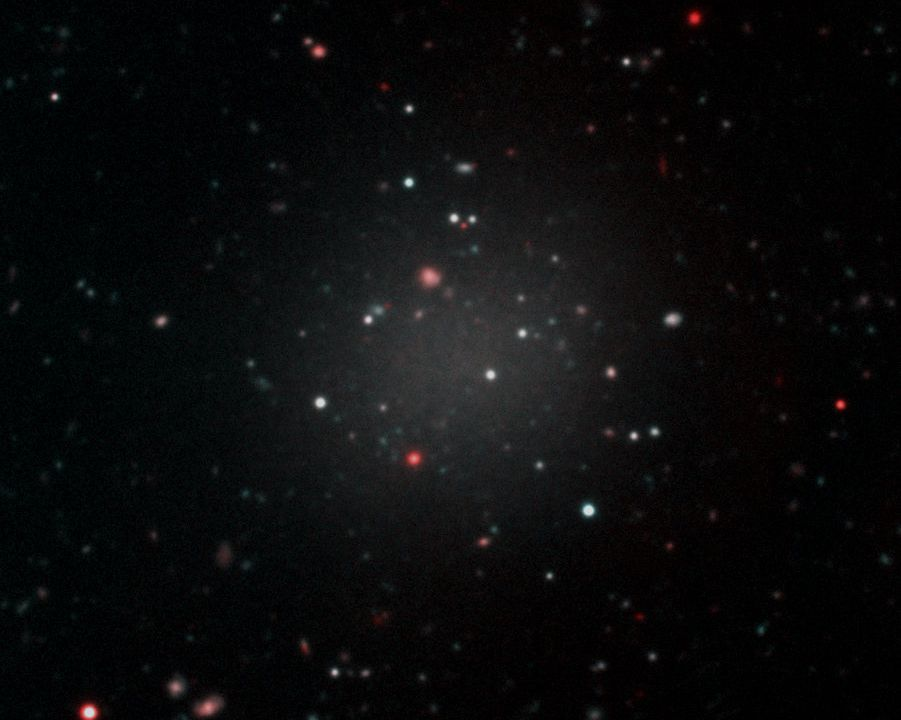 Scientists Thought All Galaxies Had Dark Matter, but They Just Found One Without It