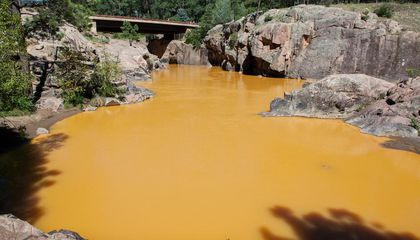 Why Tens of Thousands of Toxic Mines Litter the U.S. West