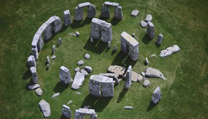 Dispatch from Stonehenge, Day 1