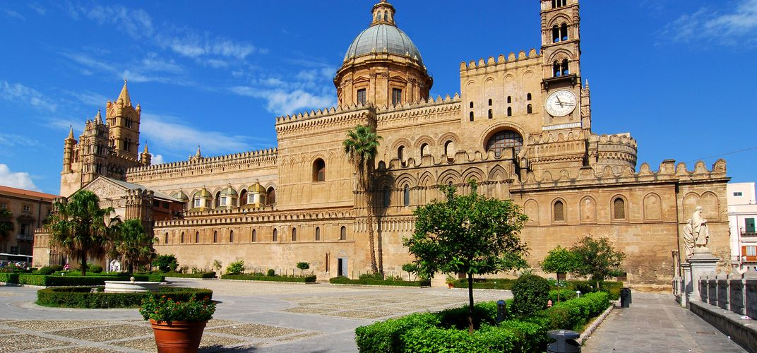 Palermo's Cathedral