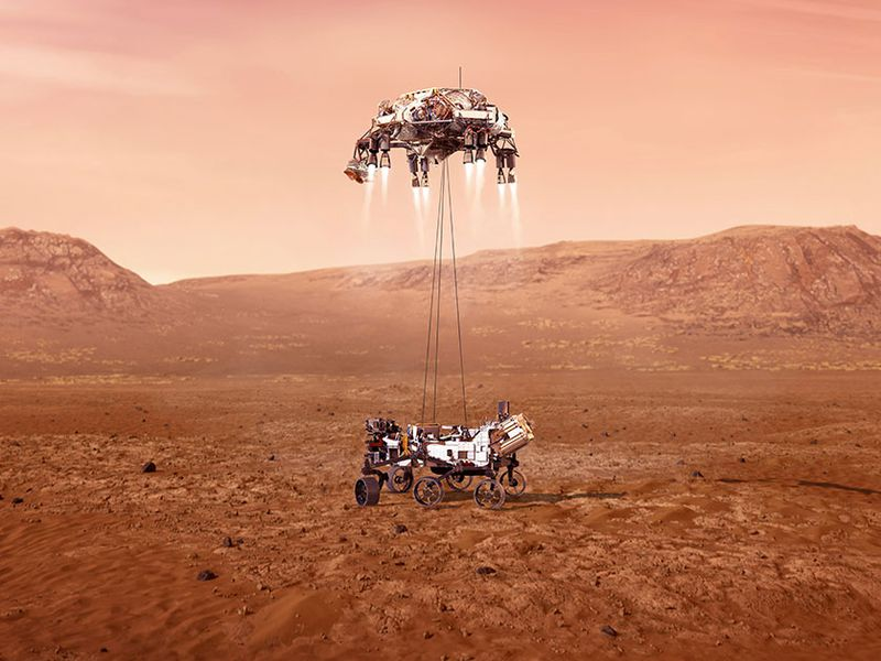 What to Know Before You Watch Perseverance's February 18 Landing on Mars