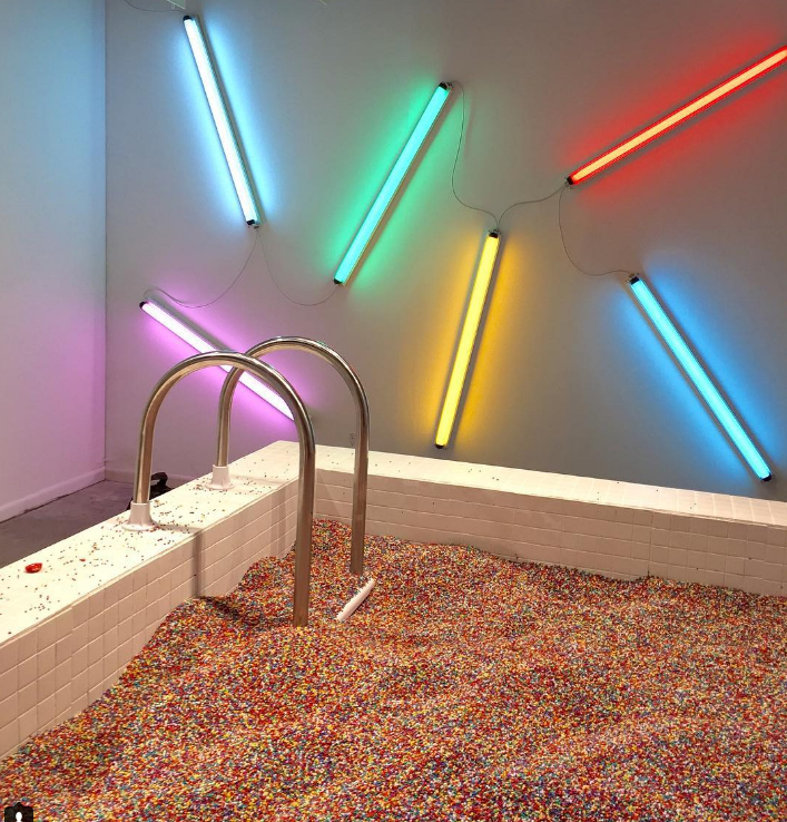 Dive into a Pool of Sprinkles at the Museum of Ice Cream in