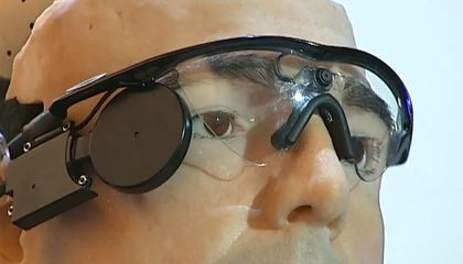 This Bionic Man, With Working Machine Organs, Is Pretty Much the Creepiest Thing Ever