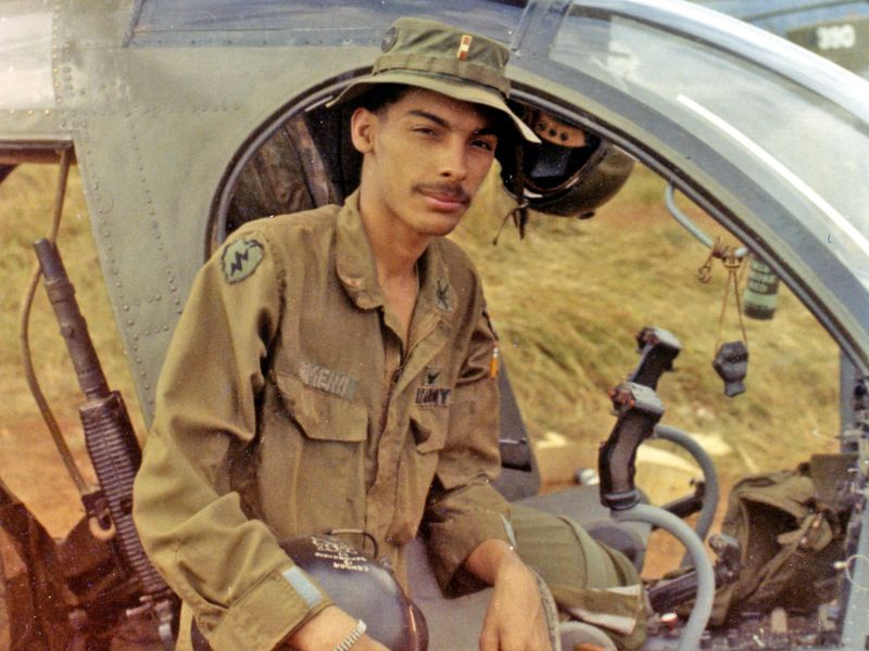 In Vietnam, These Helicopter Scouts Saw Combat Up Close