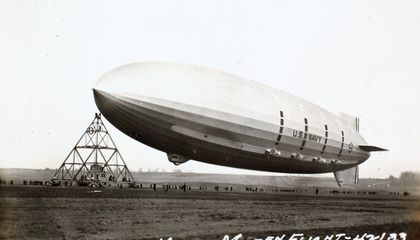 Dive to the USS Macon Wreck