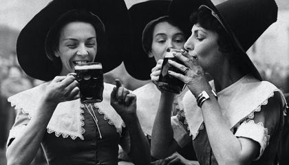 Why Did Women Stop Dominating the Beer Industry?