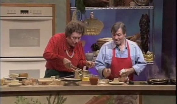 Preview thumbnail for video'The Joy of Cooking With Julia Child