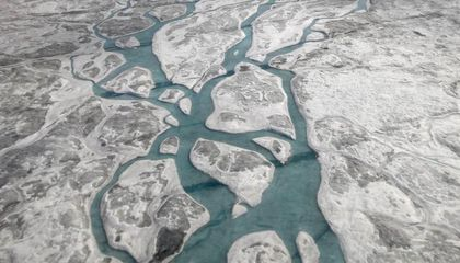 More Than 50 Lakes Found Under Greenland Ice Sheet