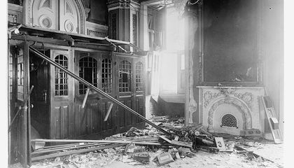 In 1915 a Former Harvard Professor Tried to Blow Up the U.S. Capitol