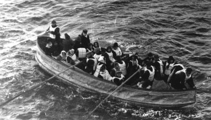 DNA Proves Once And for All That a Supposed Titanic Survivor Was a Fraud