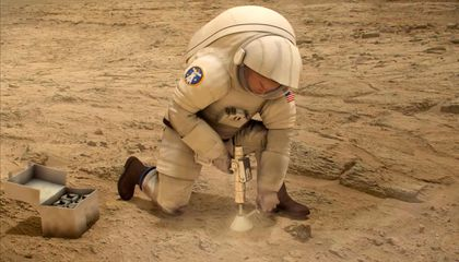 Ask the Astronaut: Do we have the knowledge to send humans to Mars?