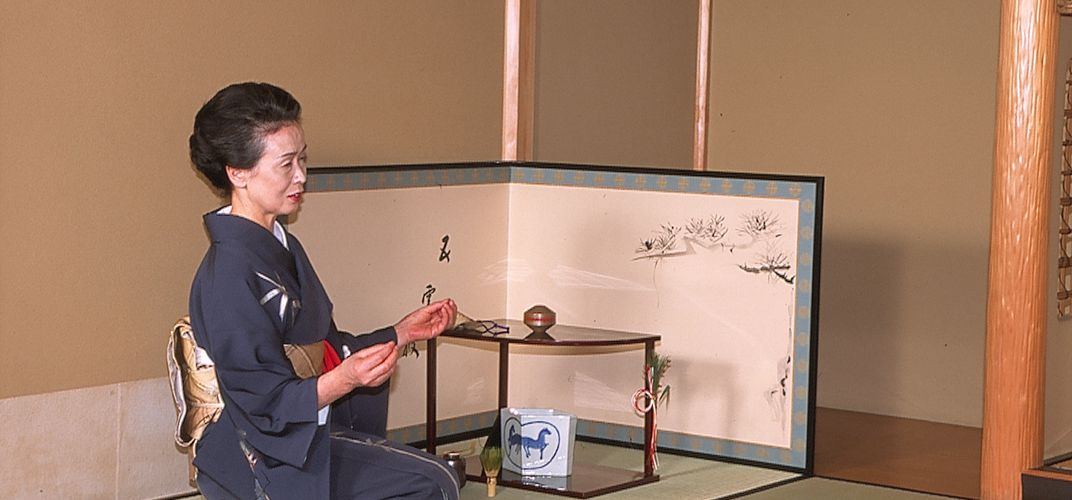 The traditions of the formal tea ceremony. Credit: Japan National Tourism Bureau