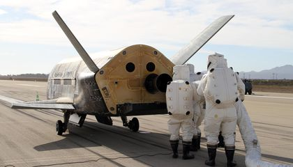 Now We Know at Least Two Payloads on the X-37B
