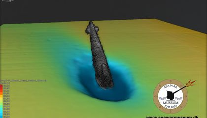 Wreck of Nazi Germany's Most Advanced U-Boat Discovered