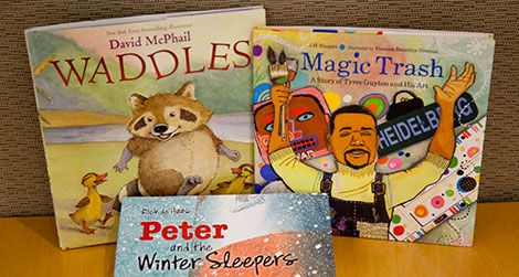 Three great picture books from 2011