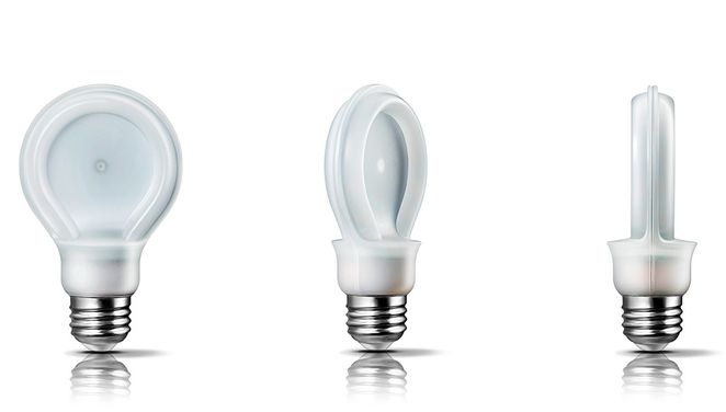 Switching to This Flat LED Light Bulb Could Be an Easy