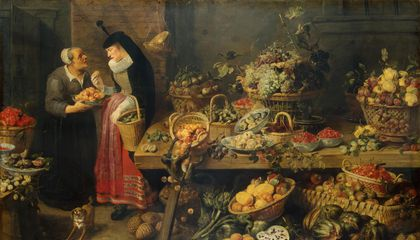 Centuries-Old Paintings Help Researchers Track Food Evolution