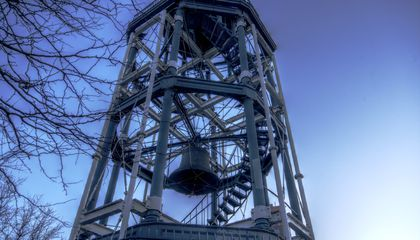 New York's Last Fire Watchtower Has Been Restored