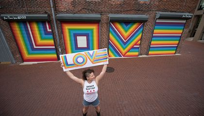 This D.C. Muralist Finds Pride and Power in Public Art