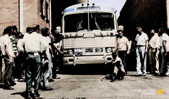 Preview thumbnail for video'The Heinous 1961 KKK Attack on the Freedom Riders
